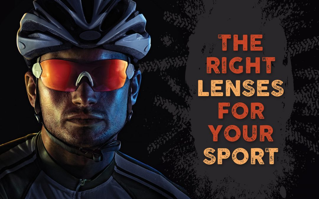 The Right Lenses For Your Sport